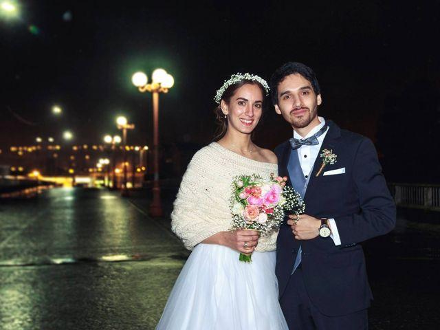 El matrimonio de Omar y Catalina