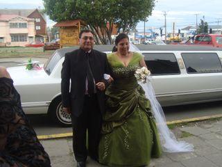 El matrimonio de Yerka y Edgardo 2