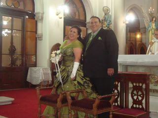 El matrimonio de Yerka y Edgardo