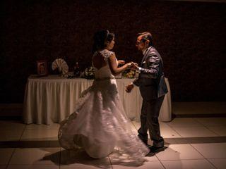 El matrimonio de Gabi y Cris 1