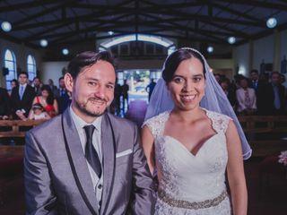 El matrimonio de Gabi y Cris