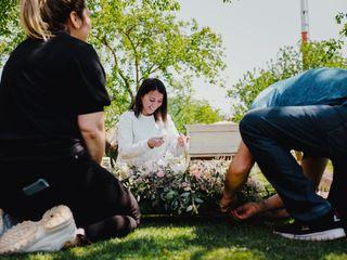 El matrimonio de Queilen y Juan 3