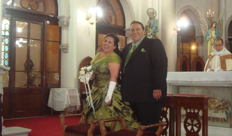 El matrimonio de Edgardo y Yerka en Punta Arenas, Magallanes