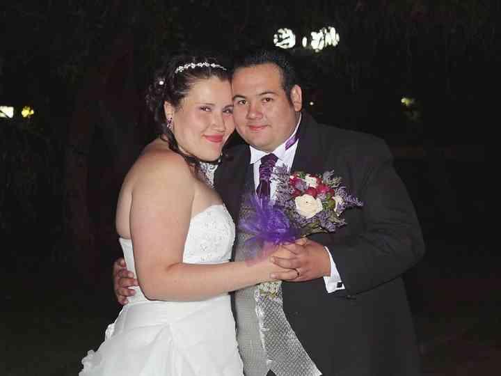 El matrimonio de Deborah Valentina  y Yerko Nicolás
