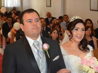 El matrimonio de Matilde y Felipe 2