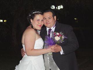 El matrimonio de Deborah Valentina  y Yerko Nicolás  1
