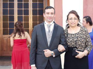 El matrimonio de Jocelyn y Andrés 1