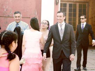 El matrimonio de Jocelyn y Andrés 2