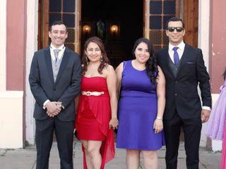 El matrimonio de Jocelyn y Andrés 3