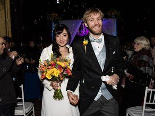 El matrimonio de Marcela y Frank 2