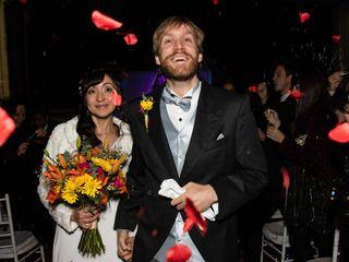 El matrimonio de Marcela y Frank 3