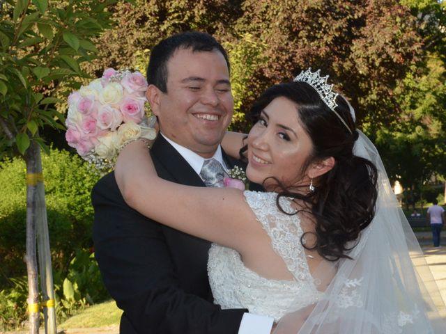 El matrimonio de Matilde y Felipe