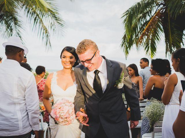 El matrimonio de Patricia y Joseph
