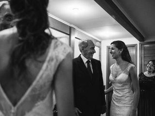 El matrimonio de Fran y Nico 1