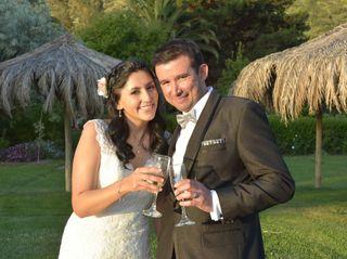 El matrimonio de Katherinna y Guillermo