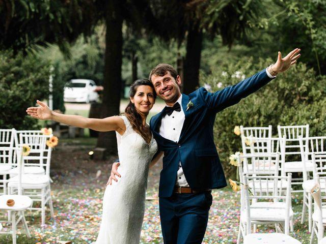 El matrimonio de Fran y Nico