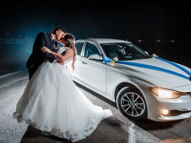 El matrimonio de Mariana y Brayan