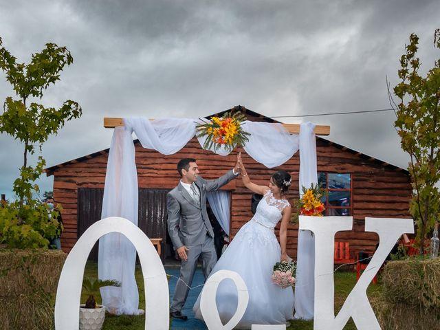 El matrimonio de Oswal y Katherine en San Carlos, Ñuble 5