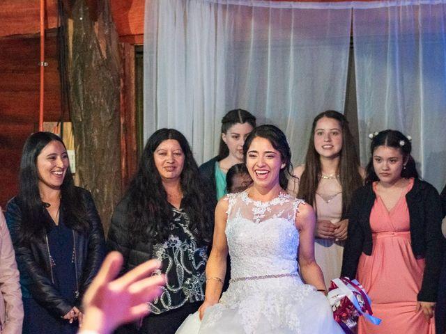 El matrimonio de Oswal y Katherine en San Carlos, Ñuble 8