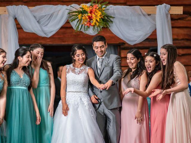 El matrimonio de Oswal y Katherine en San Carlos, Ñuble 9