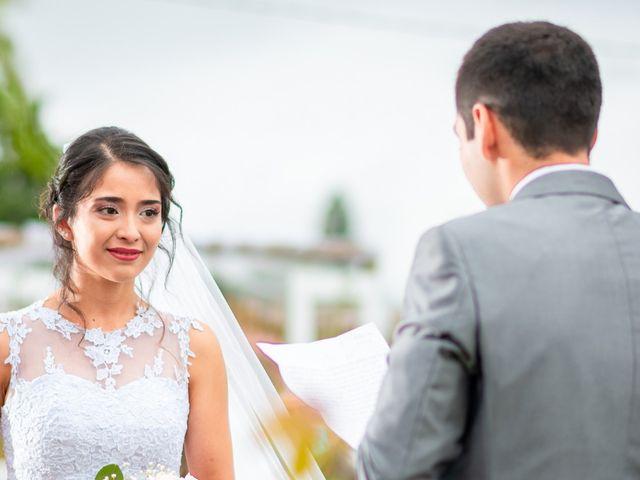 El matrimonio de Oswal y Katherine en San Carlos, Ñuble 13