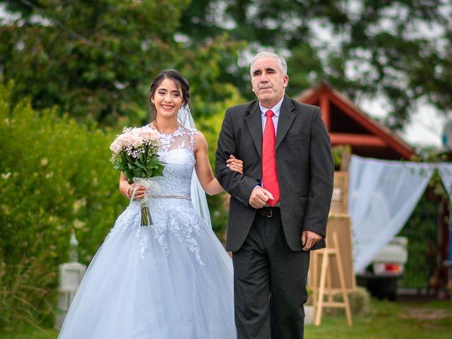 El matrimonio de Oswal y Katherine en San Carlos, Ñuble 14