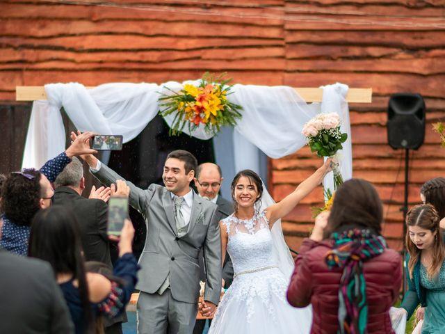 El matrimonio de Oswal y Katherine en San Carlos, Ñuble 15