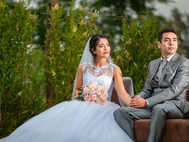 El matrimonio de Oswal y Katherine en San Carlos, Ñuble 16