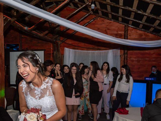 El matrimonio de Oswal y Katherine en San Carlos, Ñuble 17