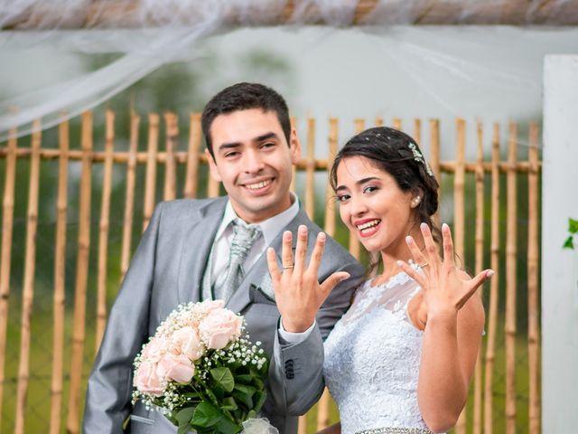 El matrimonio de Oswal y Katherine en San Carlos, Ñuble 18