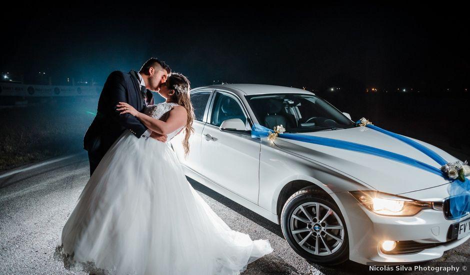 El matrimonio de Brayan y Mariana en Puente Alto, Cordillera