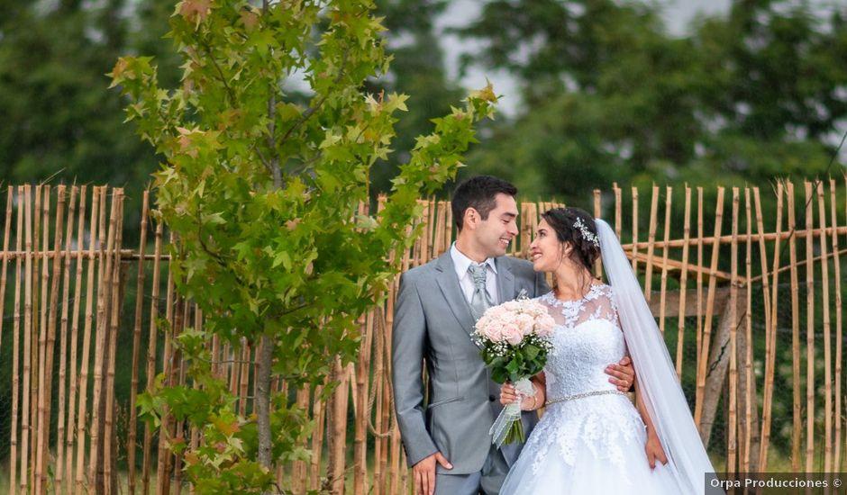 El matrimonio de Oswal y Katherine en San Carlos, Ñuble