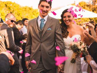 El matrimonio de tamara y aldo