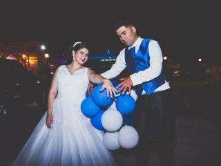 El matrimonio de Jubeth y Sergio