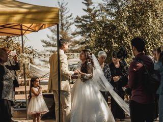 El matrimonio de Verónica y Liroy 1