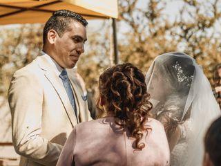 El matrimonio de Verónica y Liroy 2