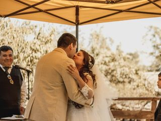 El matrimonio de Verónica y Liroy 3
