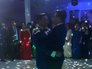 El matrimonio de Vladimir  y Juan  2