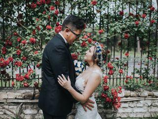 El matrimonio de Karina  y Rodrigo