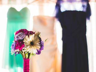 El matrimonio de Paulina y Mariano