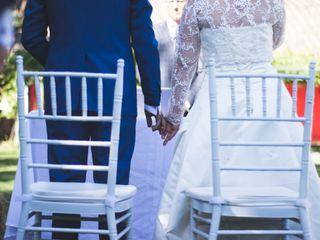 El matrimonio de Paulina y Mariano 2