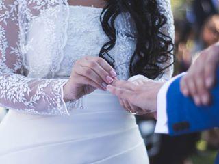 El matrimonio de Paulina y Mariano 3