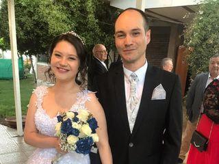 El matrimonio de Fran y Rodolfo