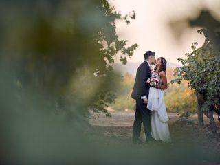 El matrimonio de Miguel y Paula