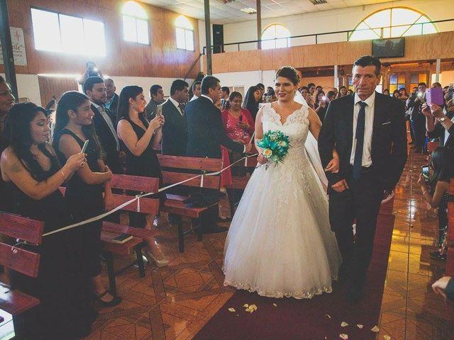 El matrimonio de Sergio  y Jubeth en Copiapó, Copiapó 59