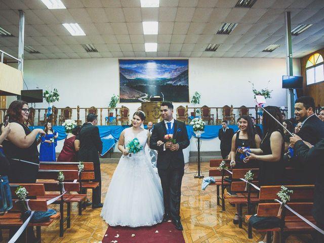 El matrimonio de Sergio  y Jubeth en Copiapó, Copiapó 83