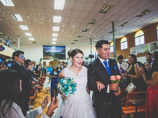 El matrimonio de Sergio  y Jubeth en Copiapó, Copiapó 86