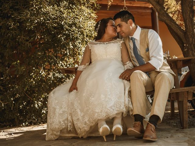 El matrimonio de Verónica y Liroy