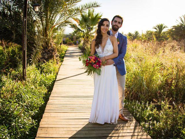 El matrimonio de Marcela y José Ignacio