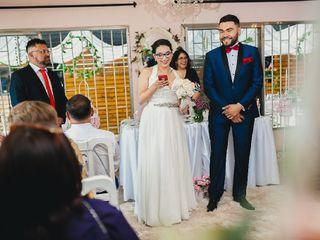 El matrimonio de Carla  y Álvaro  2